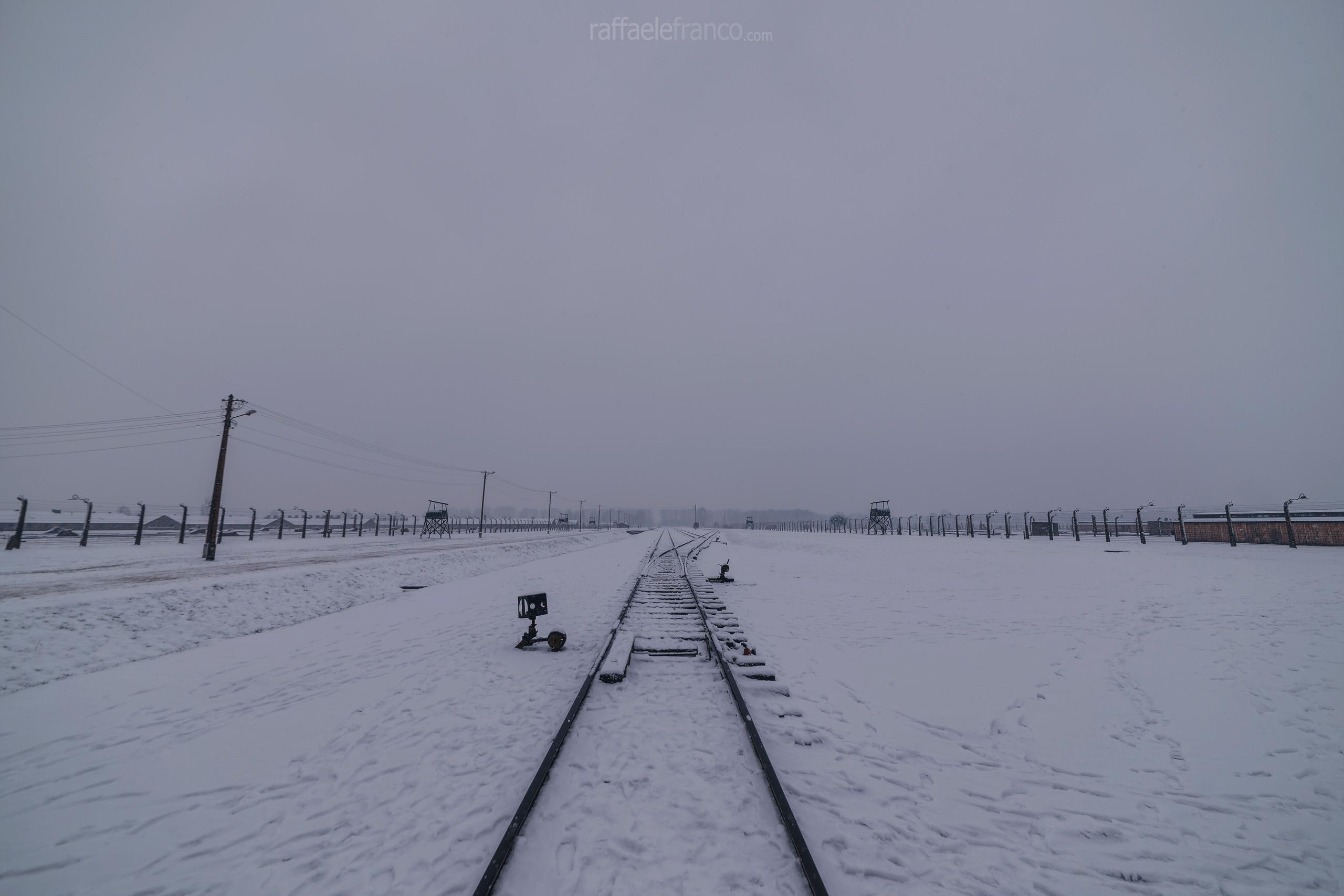 Il campo di concentramento e sterminio di Auschwitz-Birkenau II
